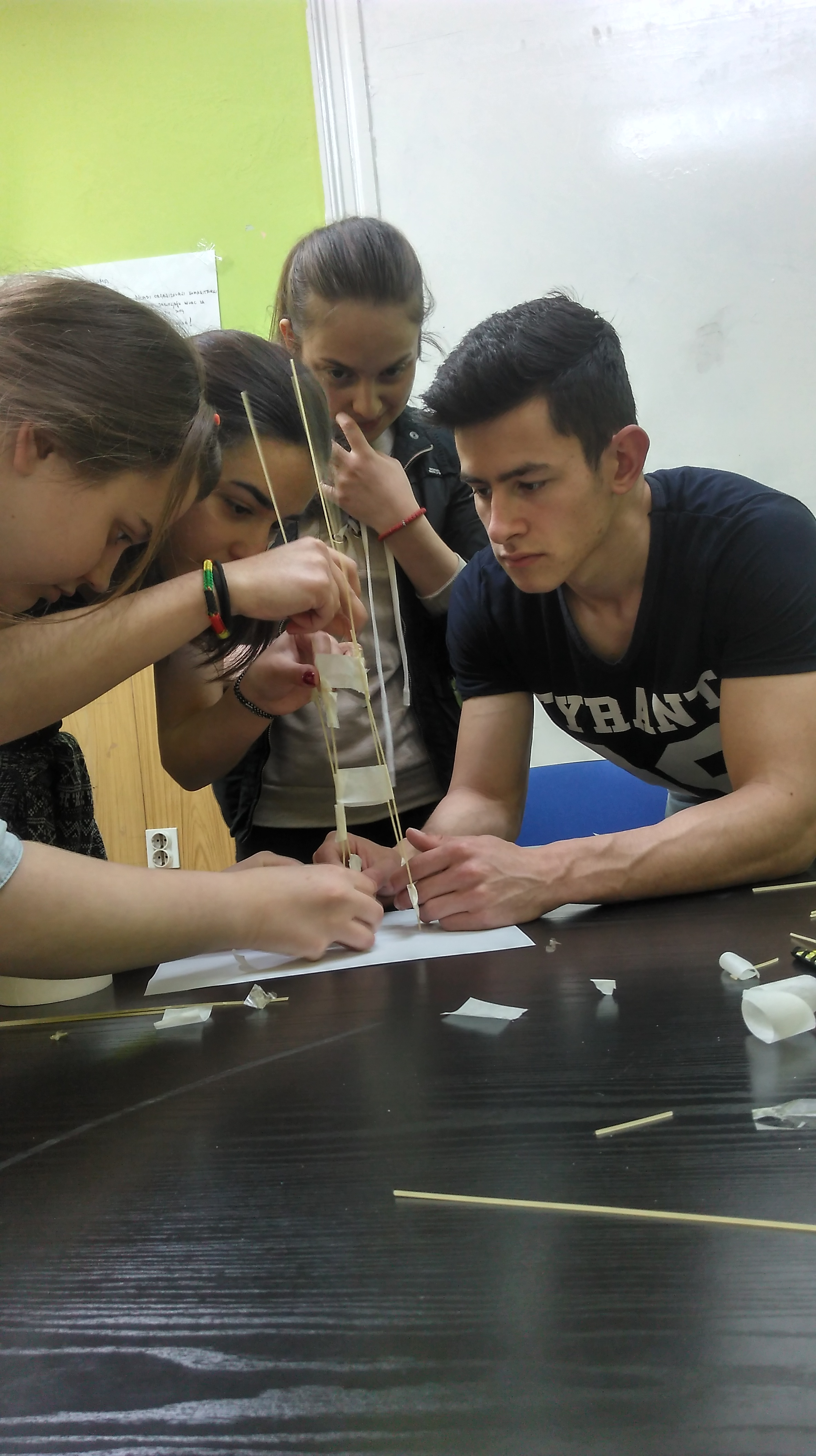Realizacija zadatka omladinske liderke Jelene Mitrović