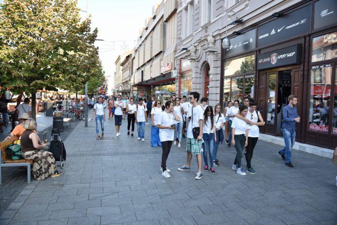 """""""Bečejsko udruženje mladih"""" traži učesnike za ulični performans"""